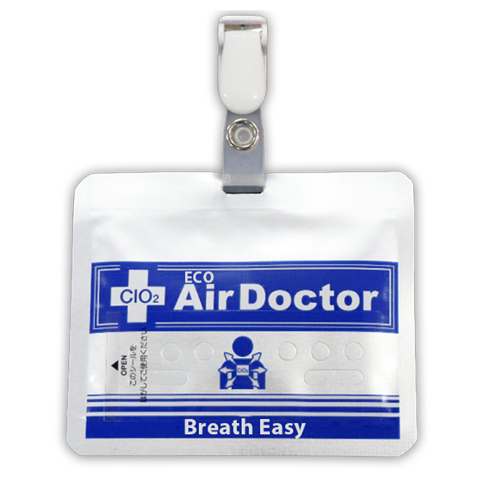 Eco AirDoctor Personal Air Sanitizer — Butt Drugs