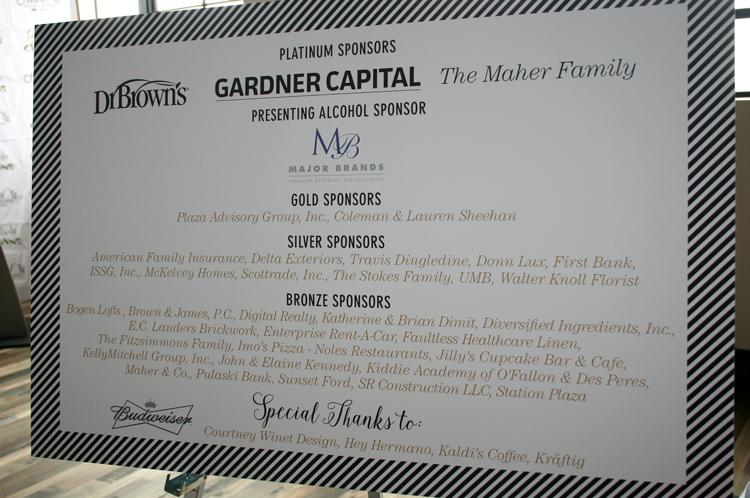 Sponsorship Sign