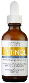 Retinol Anti Wrinkle Serum is ideal for nighttime