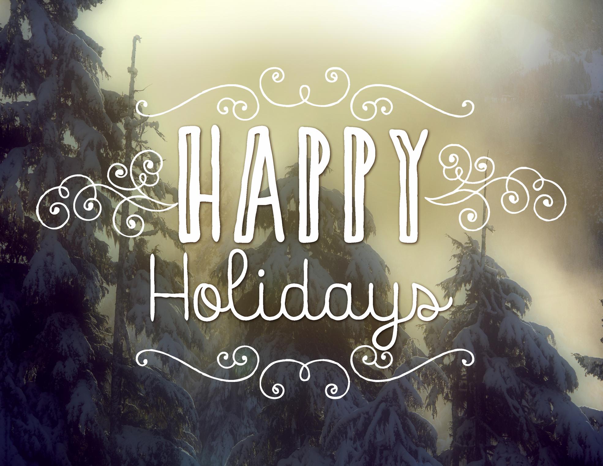 Happy Holidays #ACbeauties