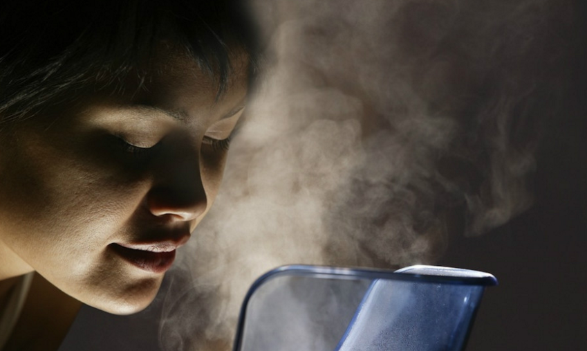 Humidifiers are great for healthy skin and internal health too. Image c/o cnn.com