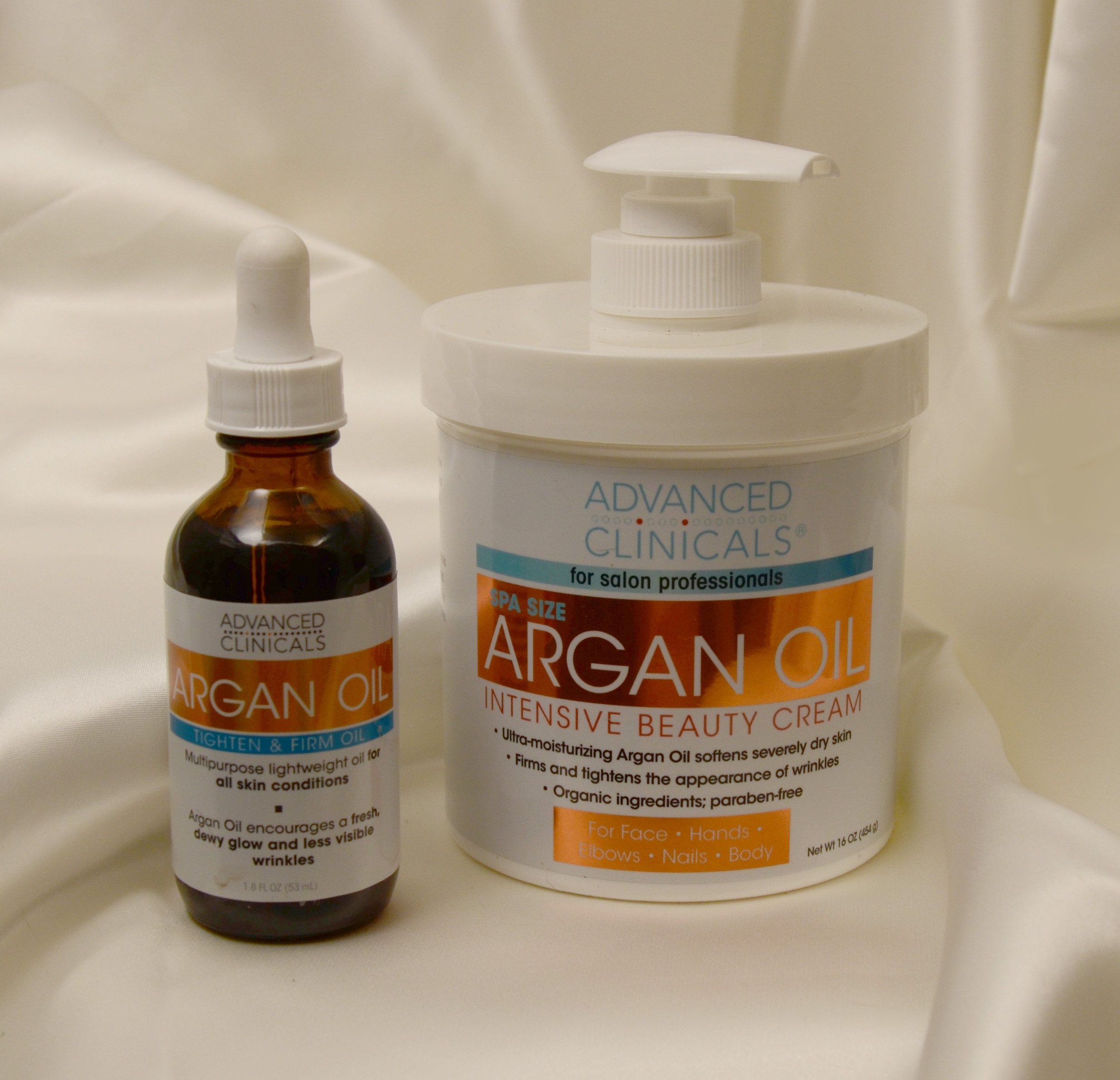 Argan Oil is a super restorative ingredient for skin, but what else are you doing or NOT doing?