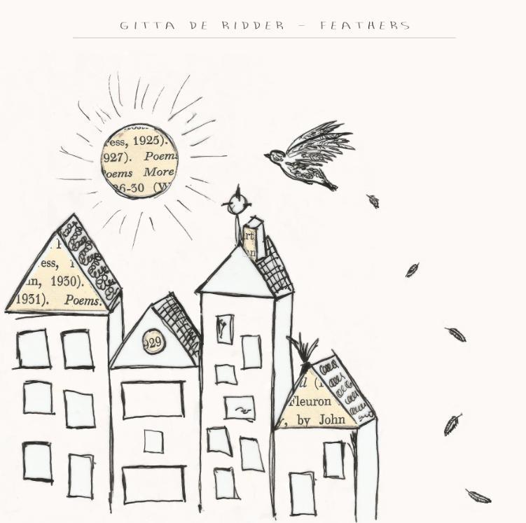 Gitta De Ridder Feathers cover