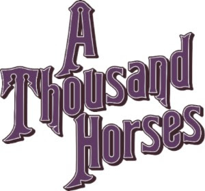 A Thousand Horses logo