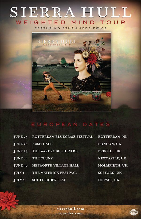 sierra hull tour dates
