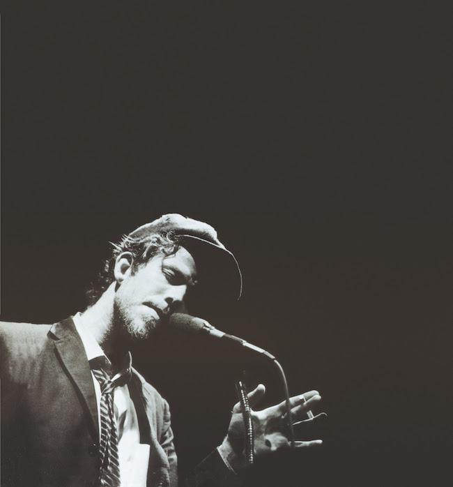 Tom Waits by Matt Kramer