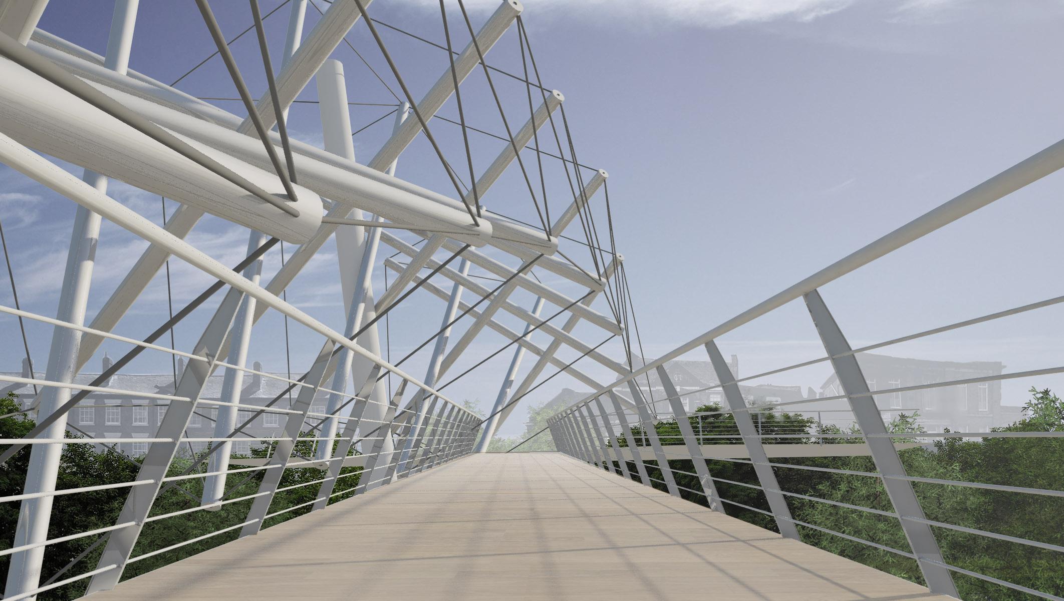 Tensegrity Bridge