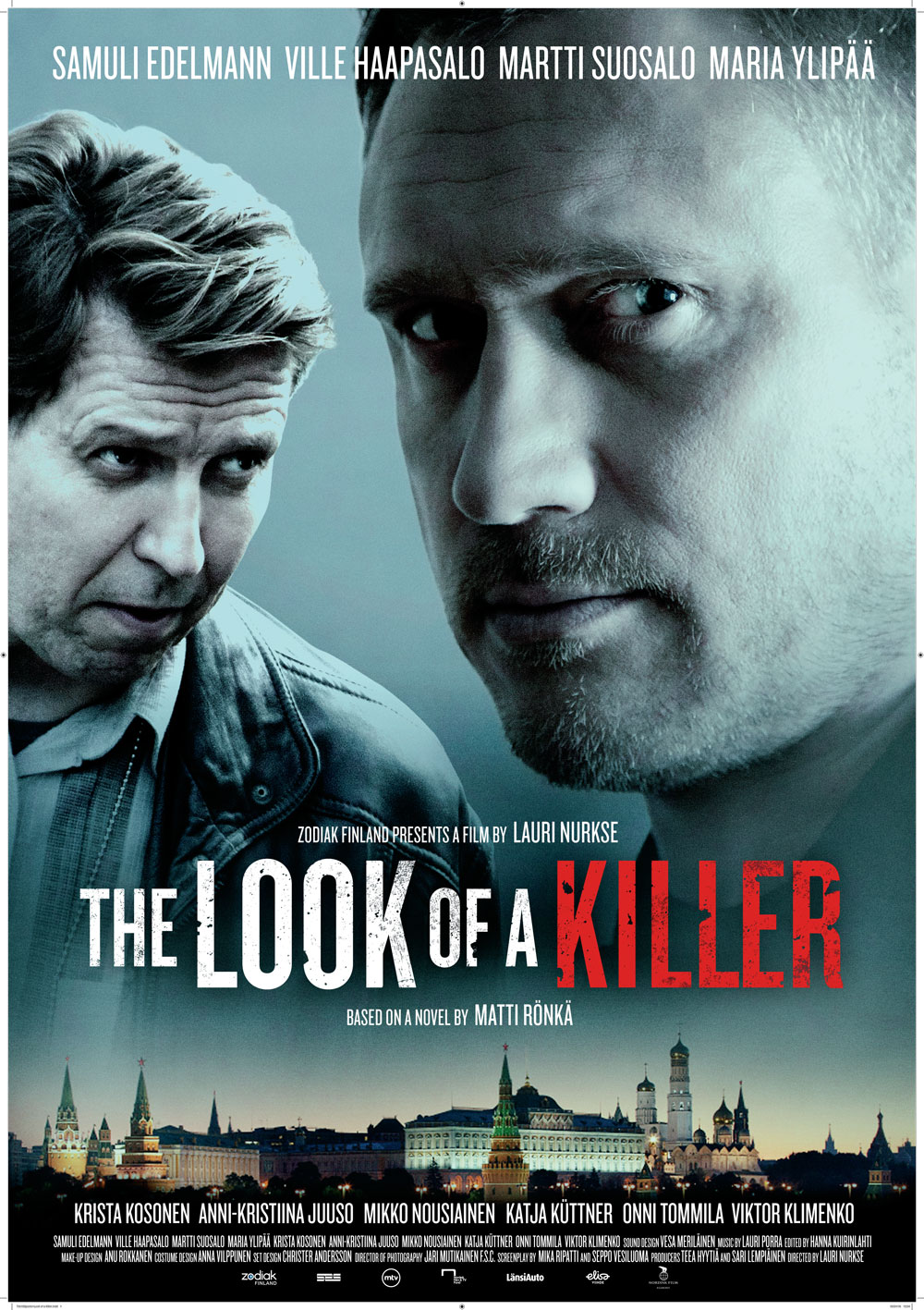 The_Look_of_a_Killer_Poster
