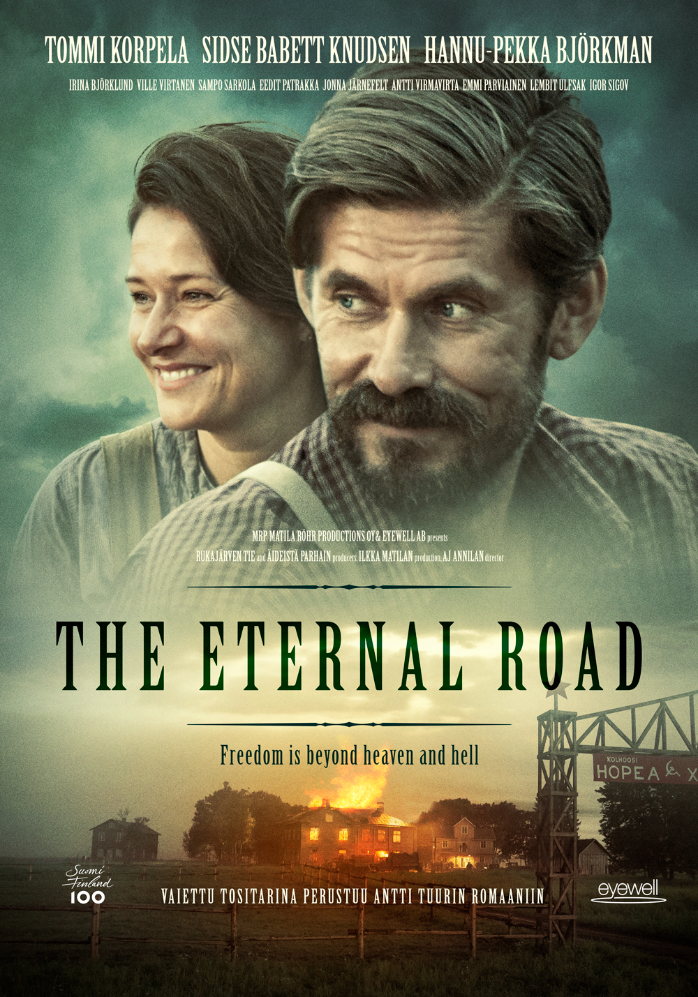 The Eternal Road, Drama | History, 2017