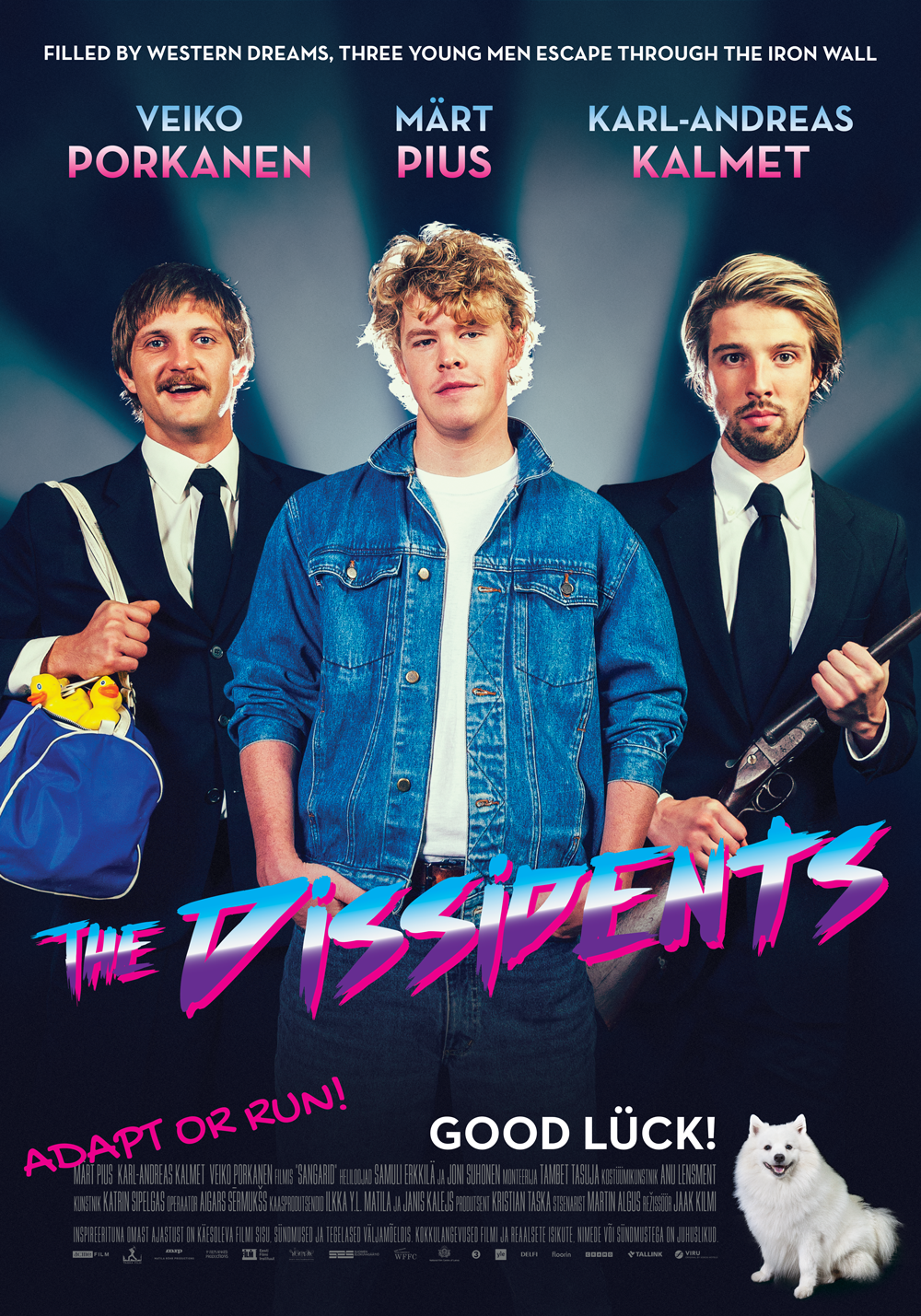 The Dissidents, Comedy, 2017