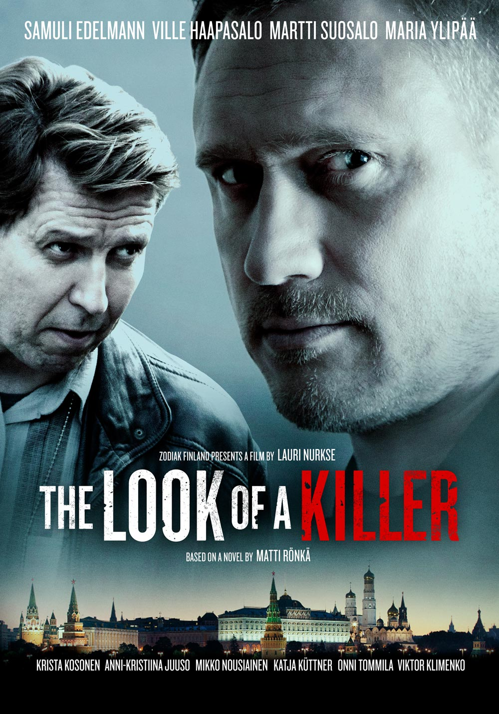 The Look of a Killer, Crime | Thriller, 2016