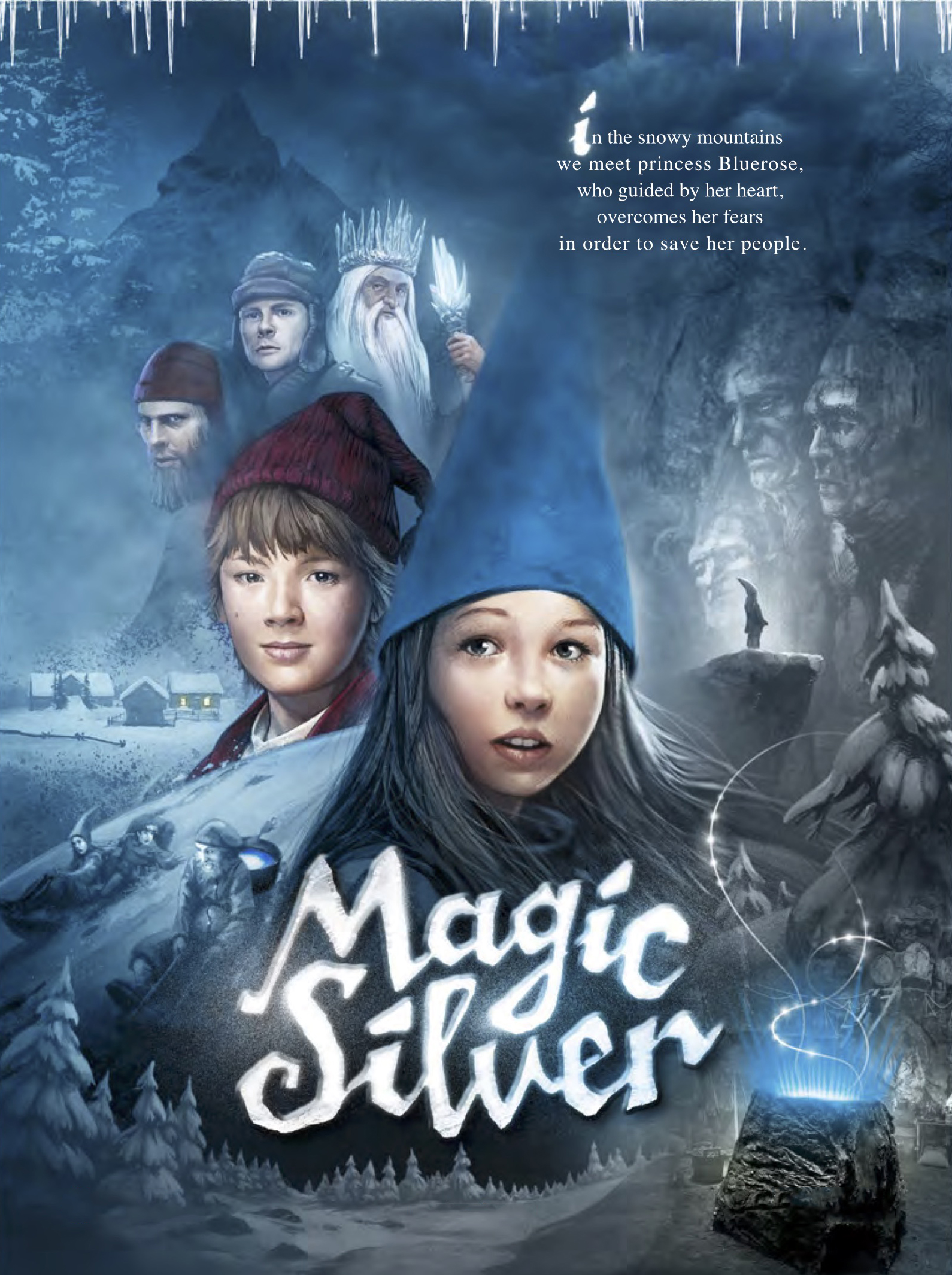 Magic Silver, Family, 2009