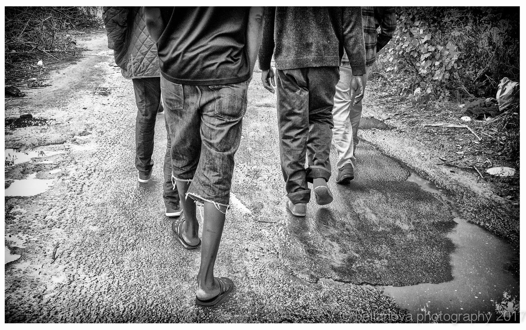 Refugees in Calais Jungle. France. Cassy Paris.jpg