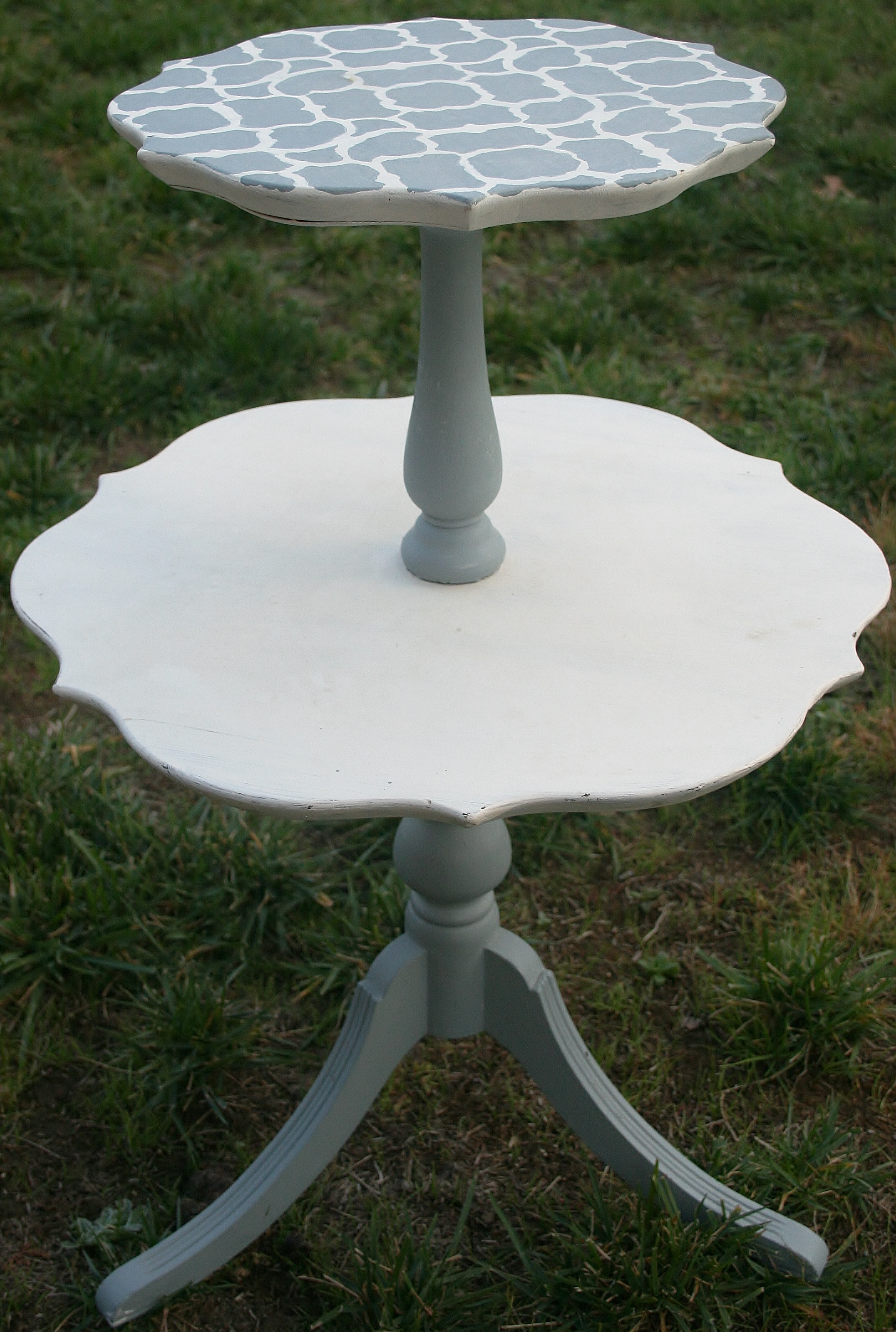 Shabby Chic Vintage Table