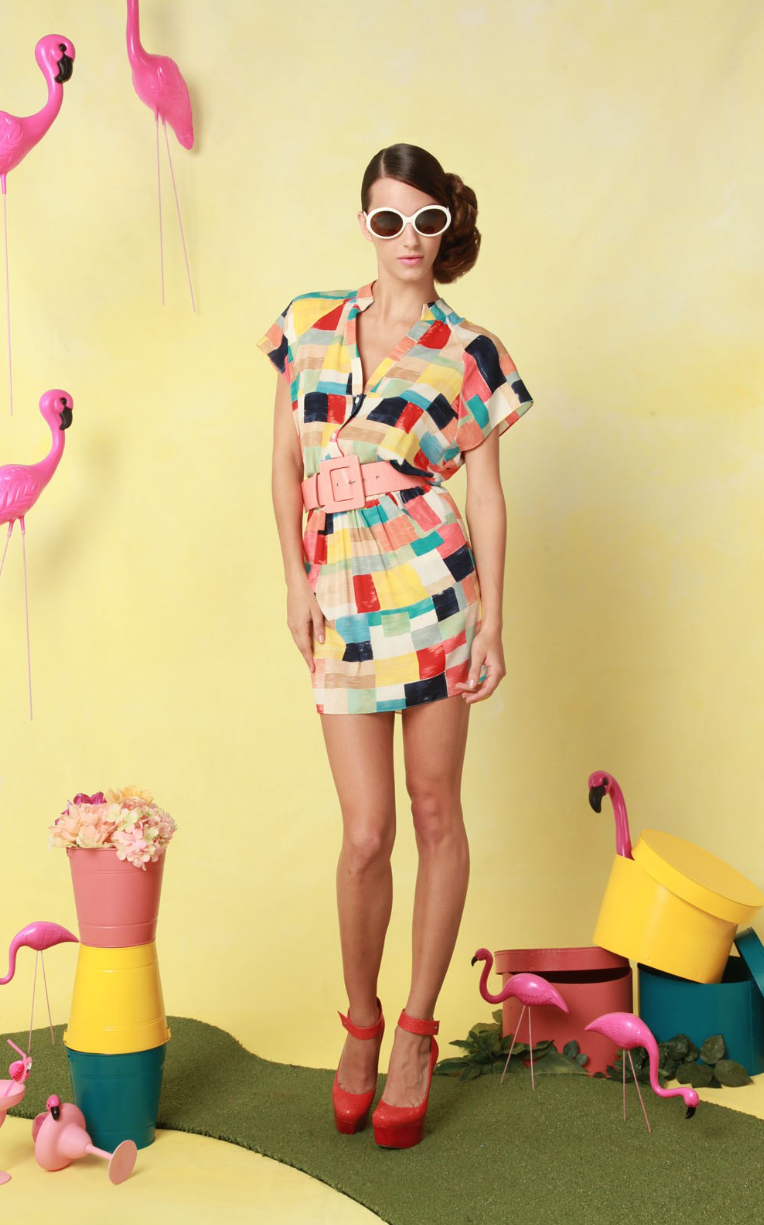 Alice and Olivia - Spring 2012