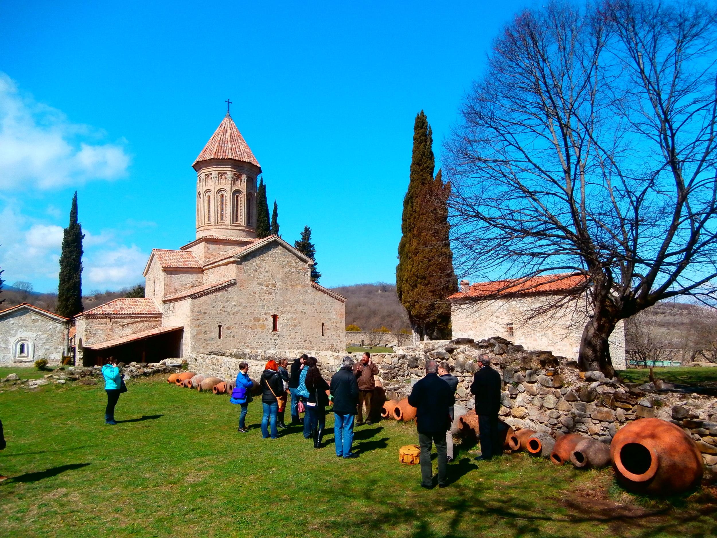 Ikaldo Monastery, Georgia
