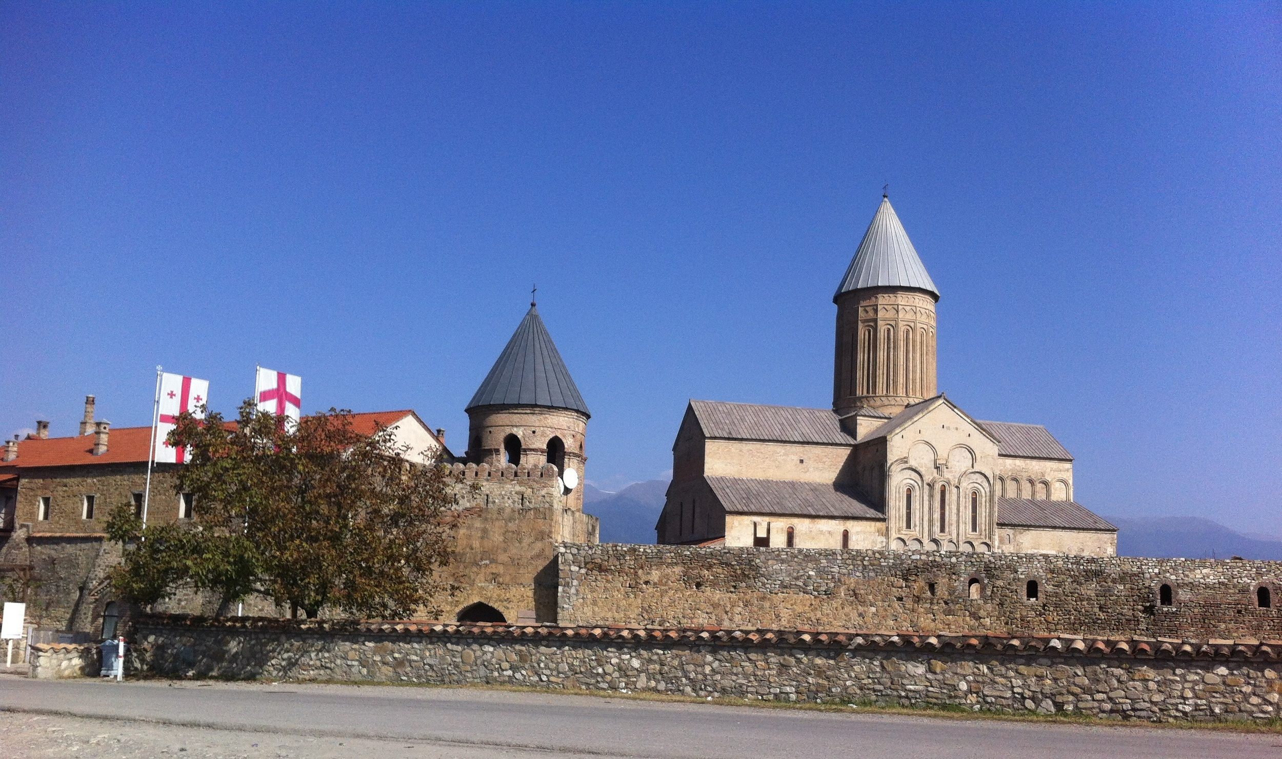The Alaverdi Monastery, Georgia