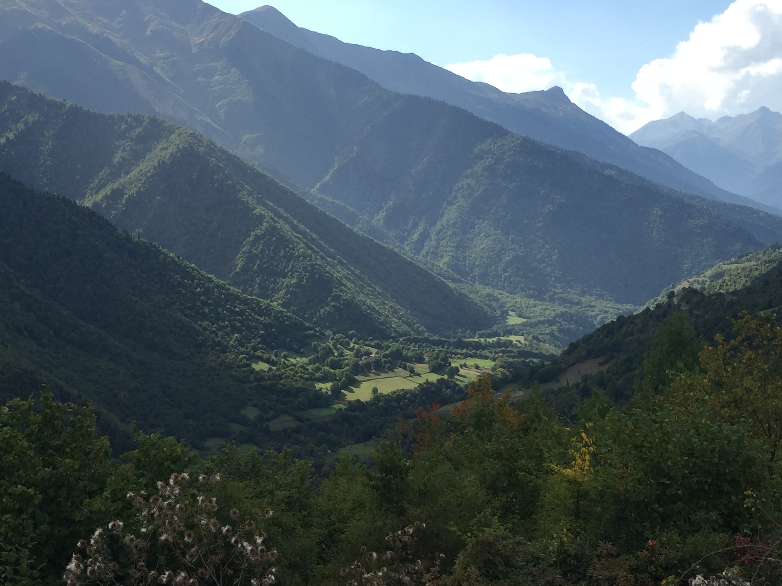 The Svaneti Valley, Georgia