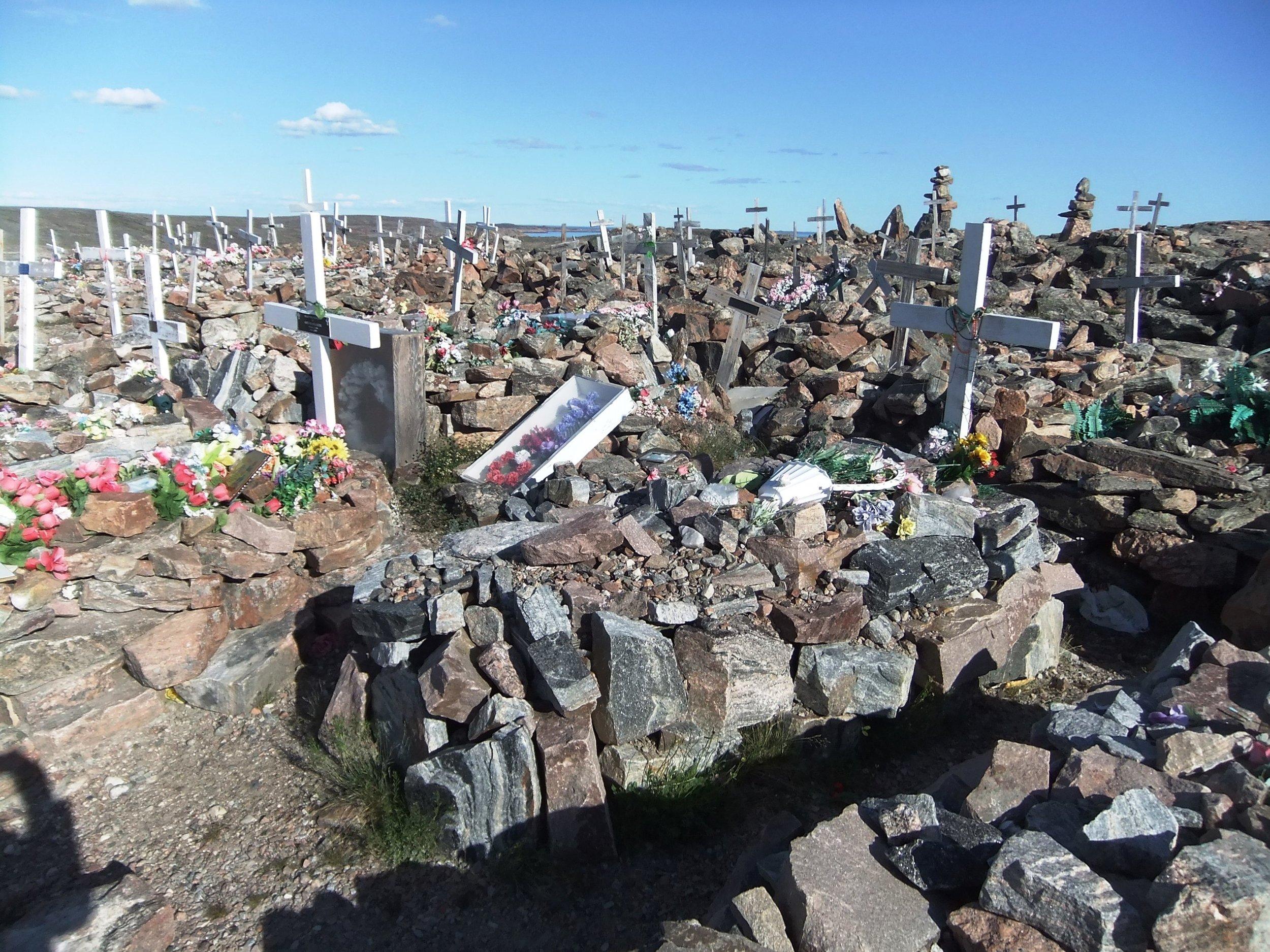 Repulse Bay Graveyard.JPG