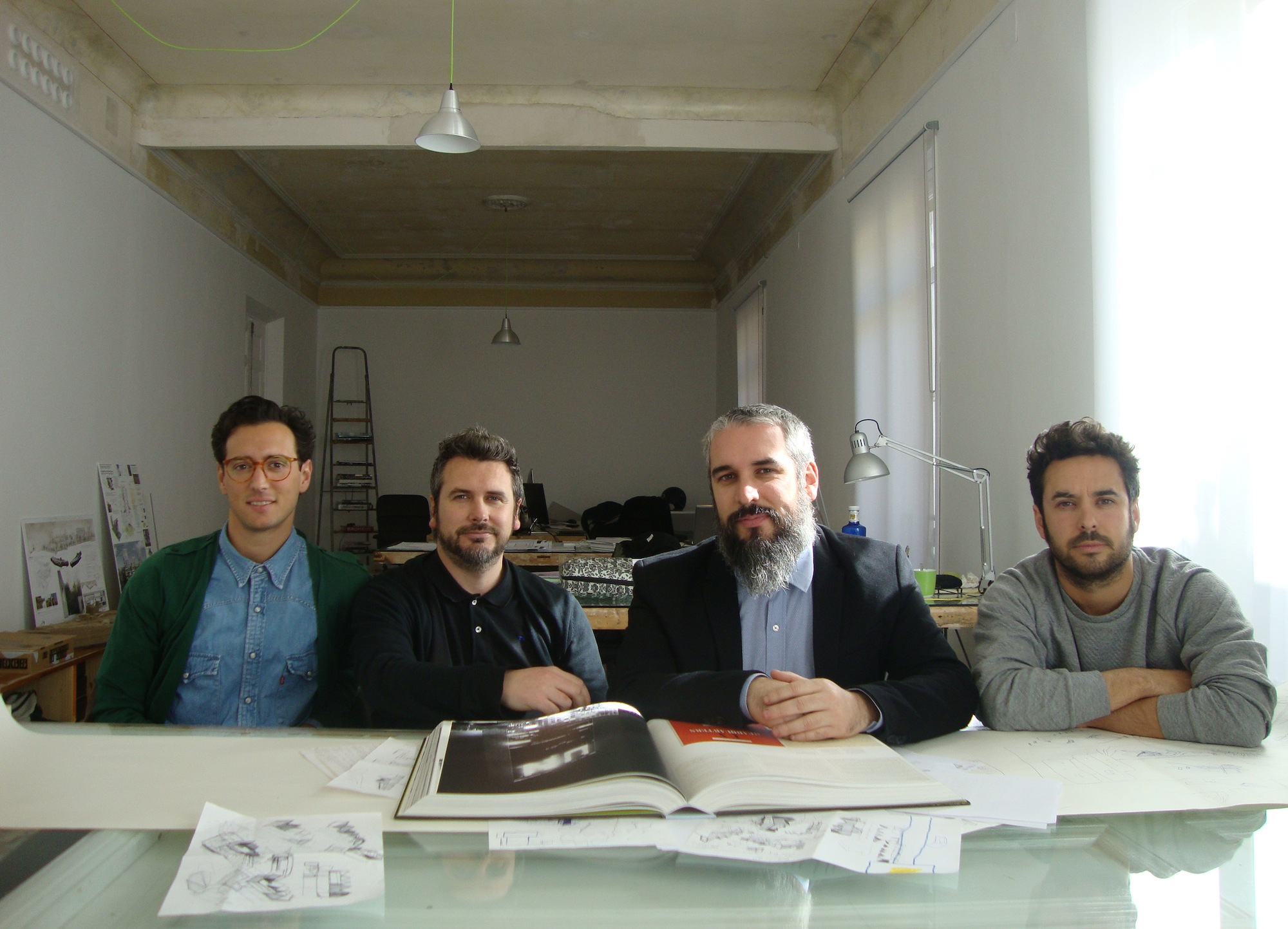 1st Prize:      SM14079   José Luis Concha Jerónimo, Alvaro Gor Gómez, Carlos Gor Gómez, Agustín Gor Gómez (SPAIN)