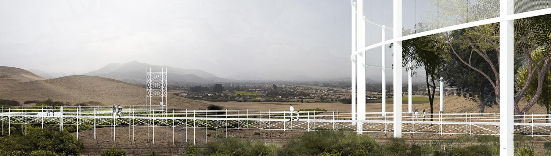 Observatorio Pachacamac, Parque Arqueológico    Lima, Peru (2019)