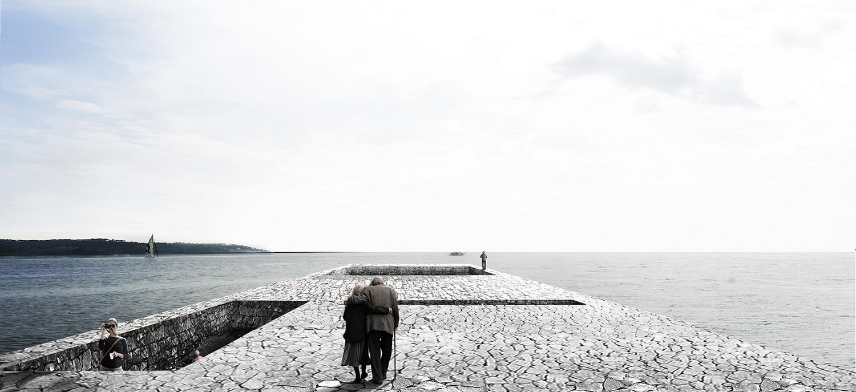 Objeto Encalhado, Site Memorial    Lisboa, Portugal (2018)