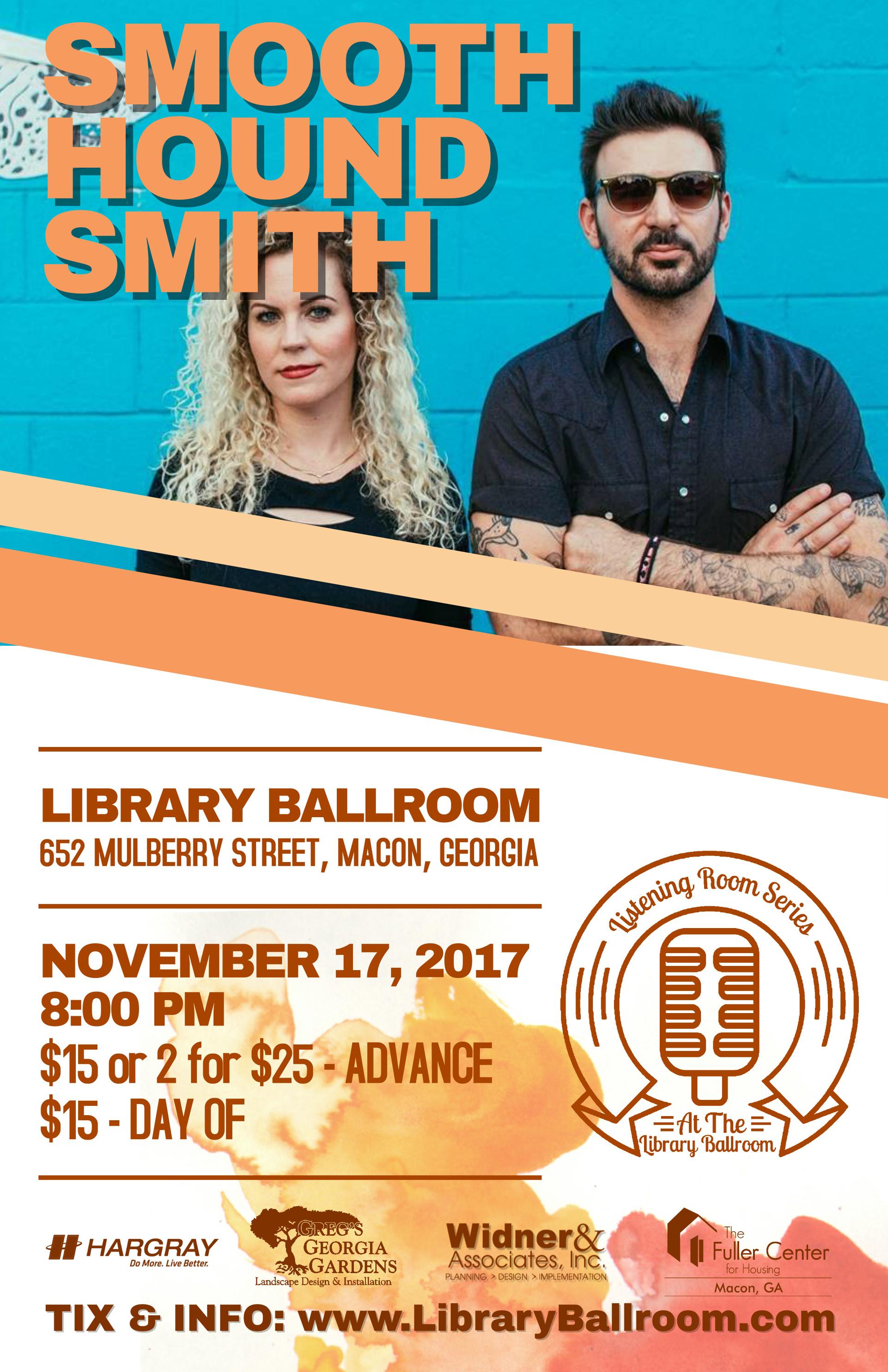 Listening Room Smooth Hound Smith Library Ballroom (1).jpg