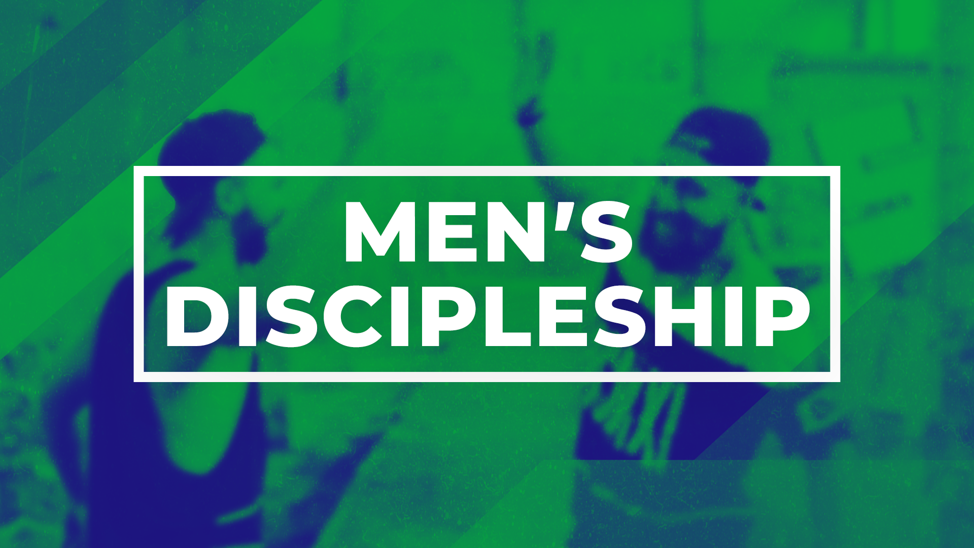 Men's Discipleship