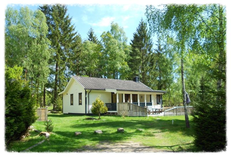 Lycka Stuga Vakantiehuis Zweden