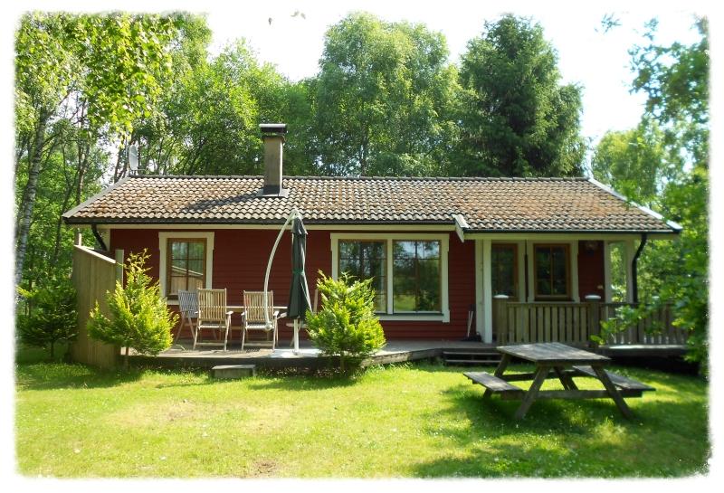 Minnebo Stuga vakantiehuis Zweden