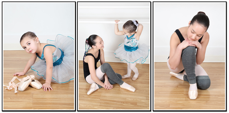 Ballerinis Ballet, ages 3 - 4