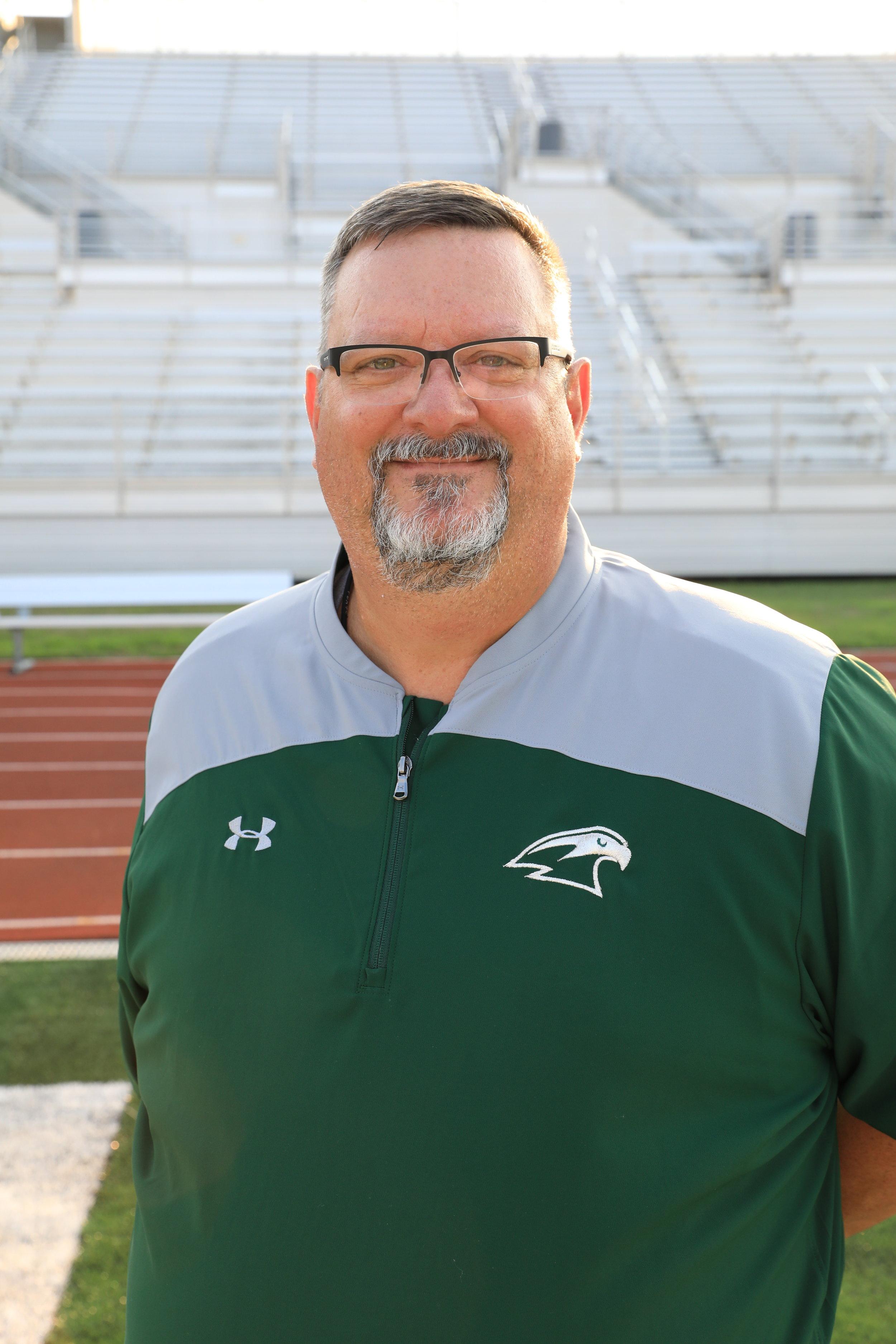 Phil Lite - Head coach