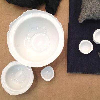 Brave Production porcelain