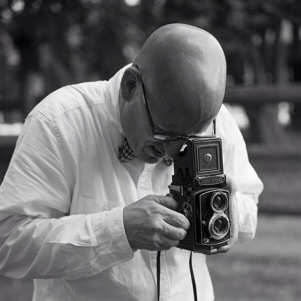 I've embraced digital photography BUT I have a growing collection of analog cameras that I shoot regularly!
