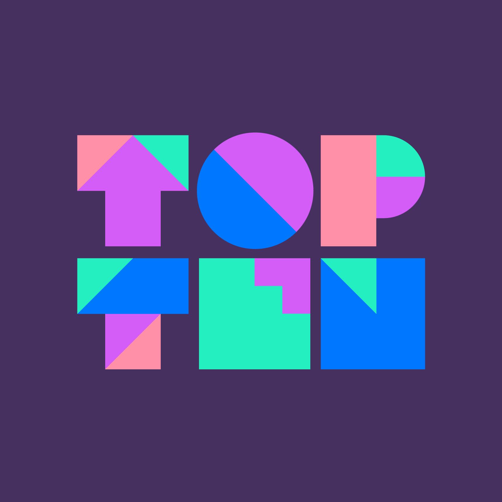 Teen Nick / Top Ten