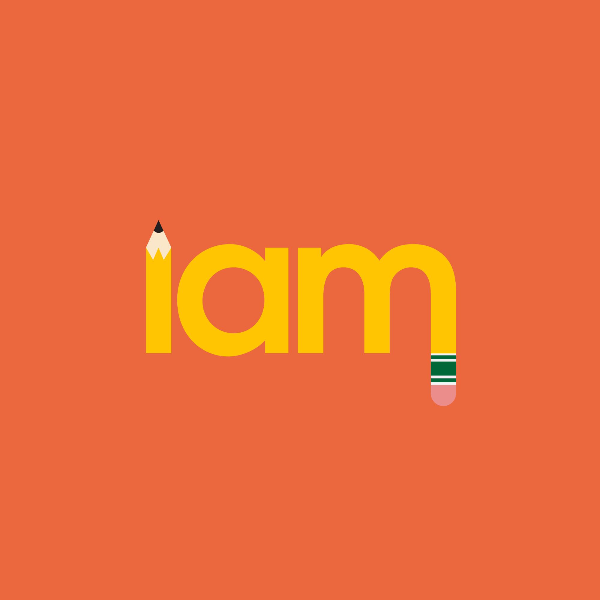 I am / Pencil