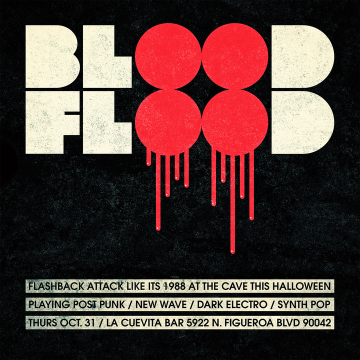 Blood Flood / 1988