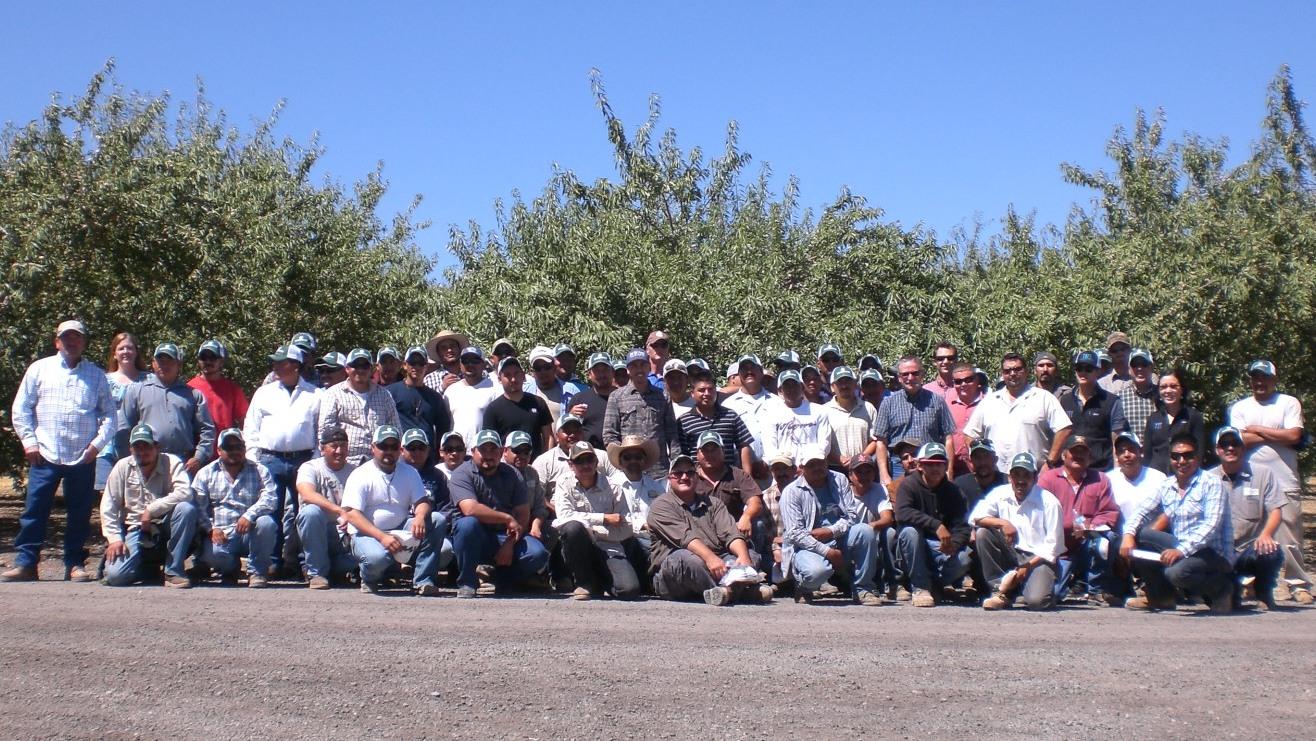 Trinitas Farm Team July 2013.jpg