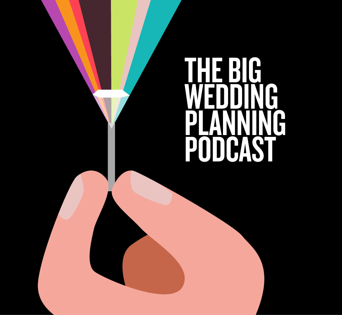 I am creator, producer and co-host of a Podcast. Check it out. It's Called  The Big Wedding Planning Podcast . Listen, Learn, Plan that wedding! You might even laugh a little. Best of all? It's free!