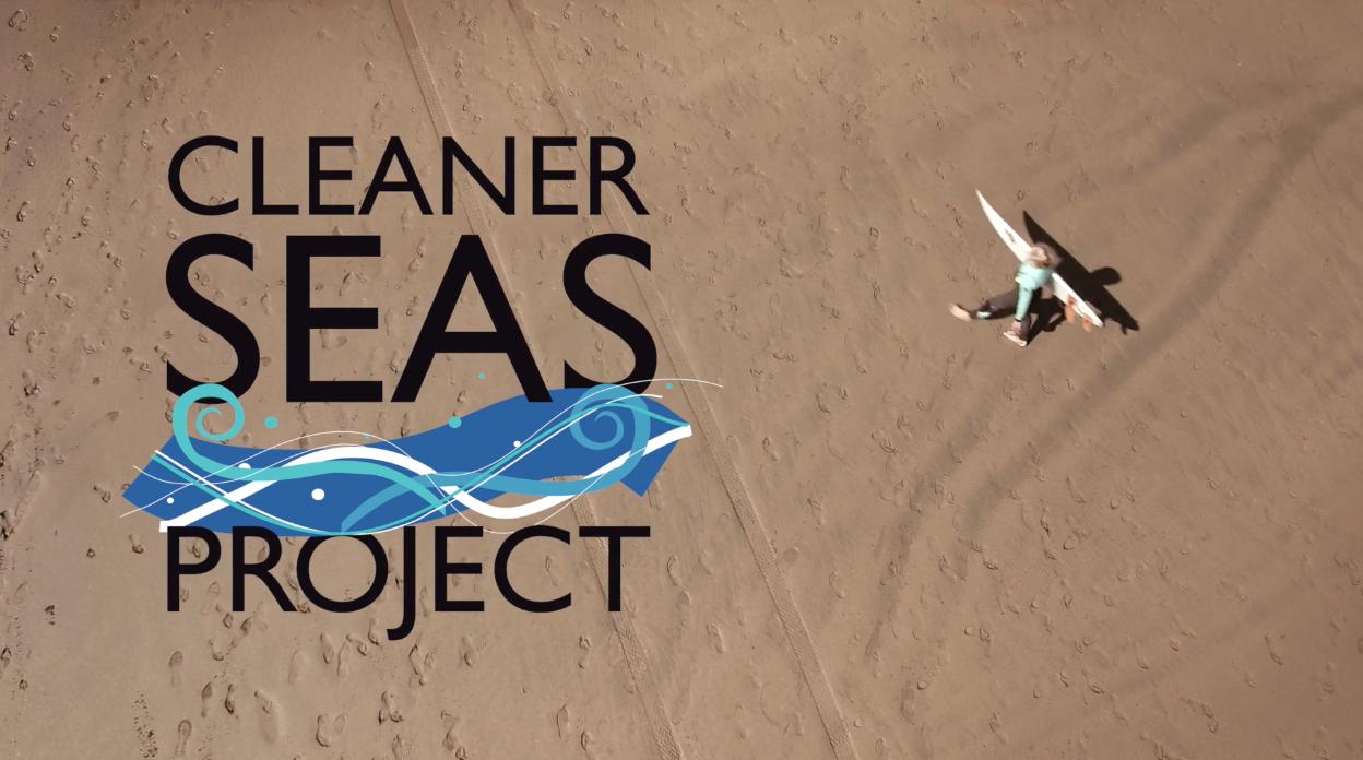 Cleaner Seas Project      ENVIRONMENT AGENCY, SOUTH WEST WATER, VOLUNTEER CORNWALL