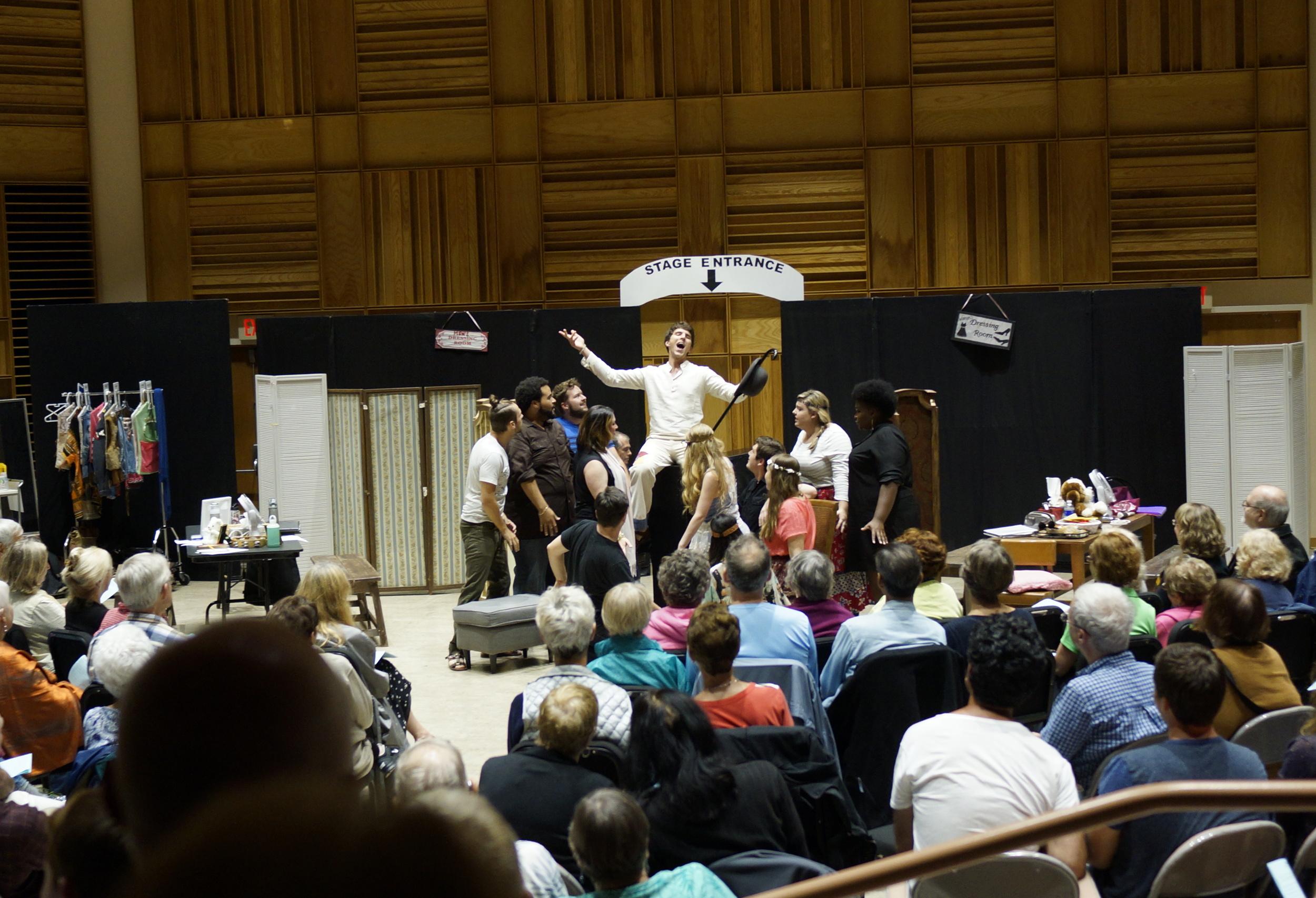 Chautauqua Musical Theater Revue
