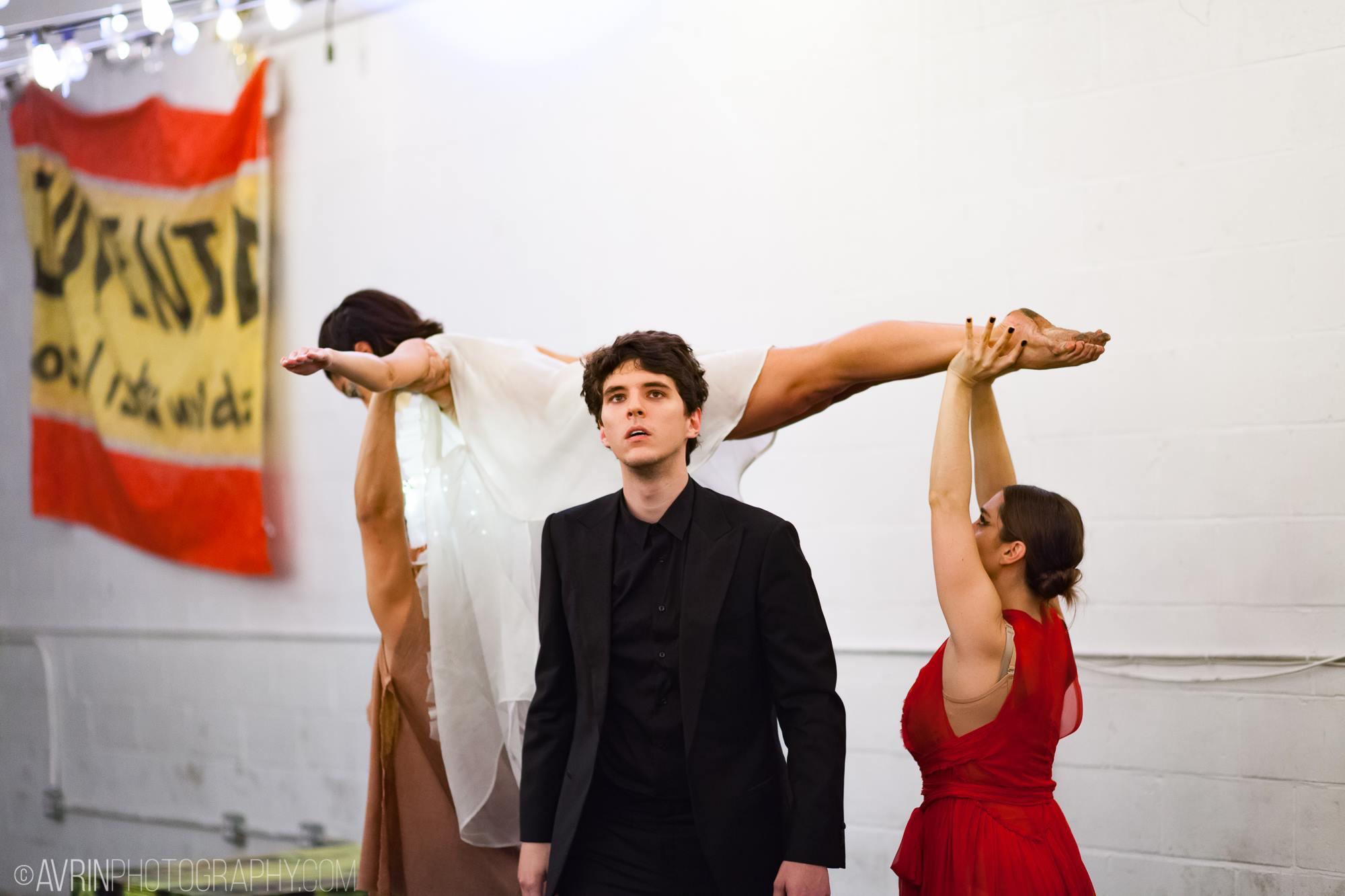 Goyescas, by Bare Opera