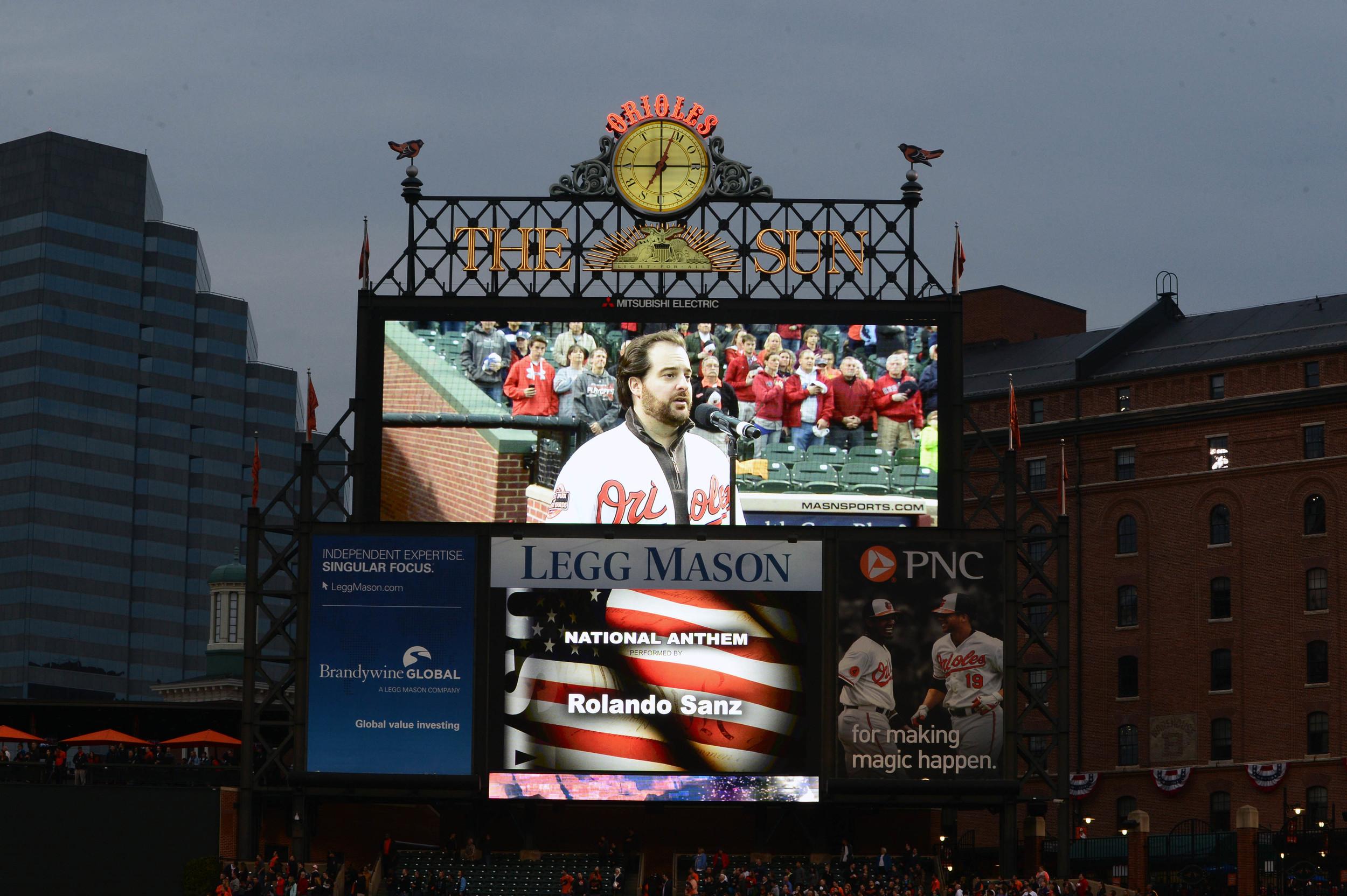Photo courtesy of Baltimore Orioles