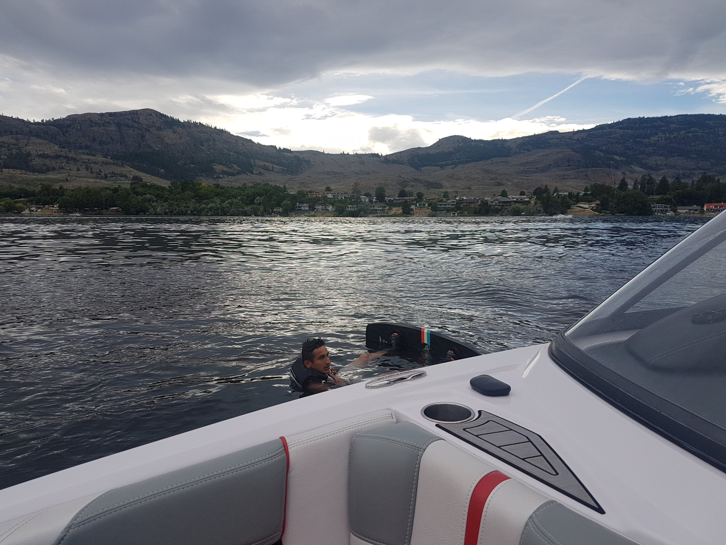 Wakeboard Camp, July 2017, Osoyoos, British Columbia