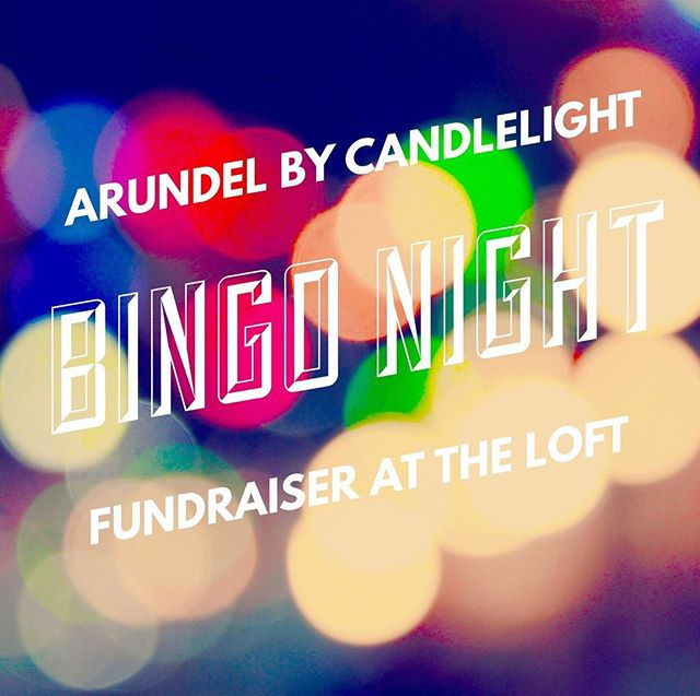 Join us Thursday 29th November at 7:30pm for our Arundel by candlelight Fundraiser Bingo night!! 🌟🏅🤹♀️ tickets are £20 and include dinner - select your dish at time of booking. Get your tickets from Sparks Yard (cash only) please spread the word and support us and our town! 🌟 #arundelbycandlelight #arundel #fundraiser #bingonight #theloftarundel #sparksyard #localevents #supportlocal #independentbusiness