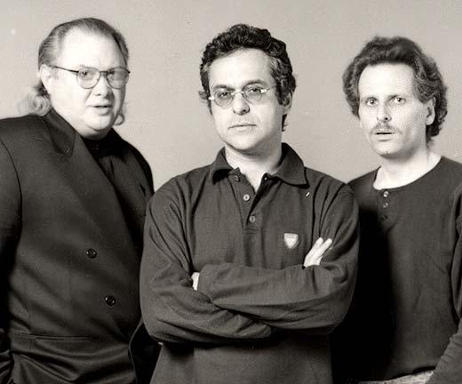 Dominic Duval, Ivo Perelman, Jay Rosen