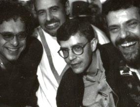 Ivo Perelman, Paulo Belinatti, Lelo Nazario, Ze Eduardo Nazario