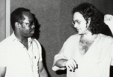Andrew Cyrille, Ivo Perelman