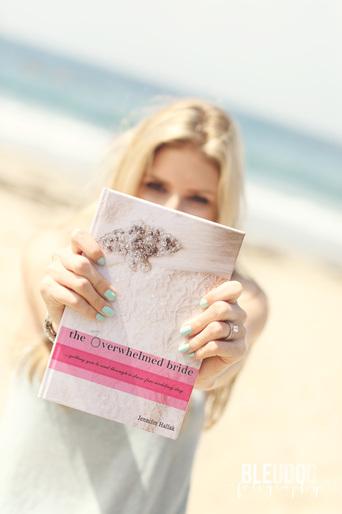 wedding planning books // the overwhelmed bride wedding blog