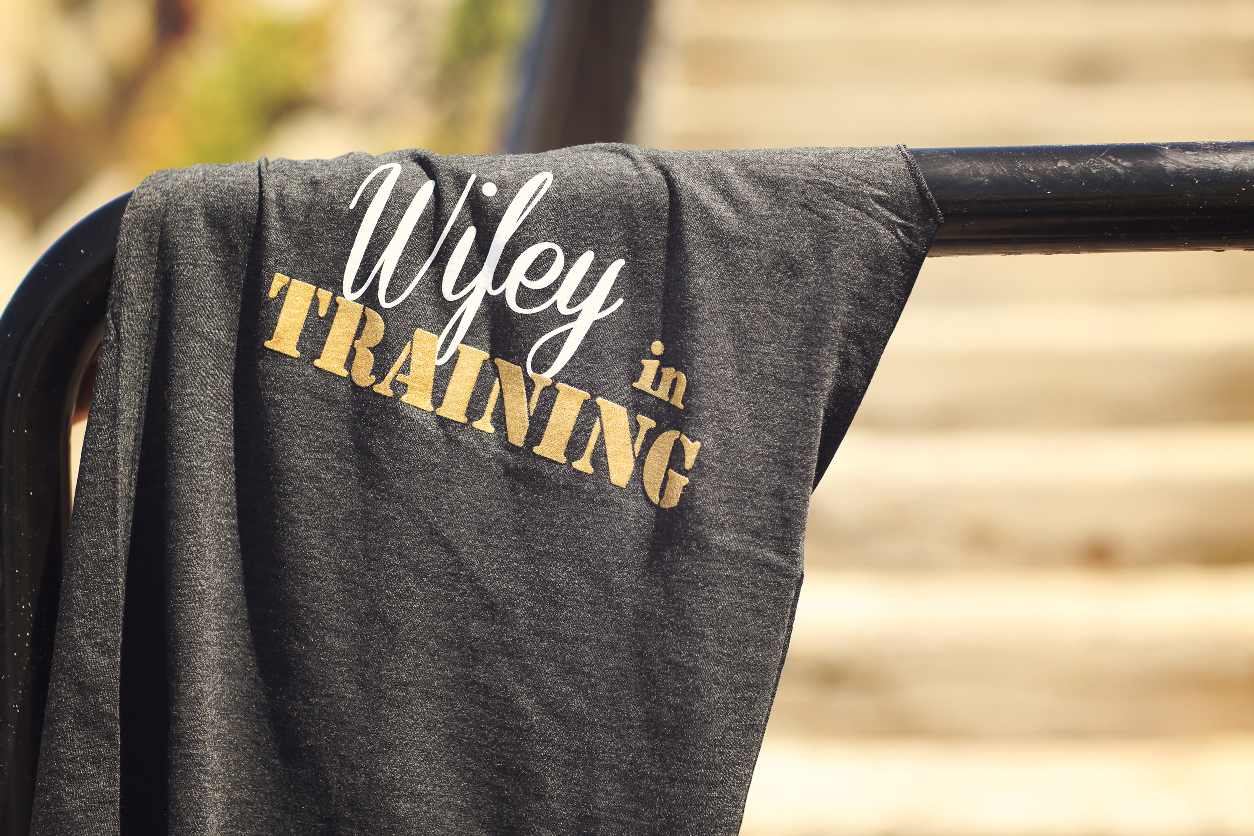 Wifey in Training Tank by Fit Little Bride // The Overwhelmed Bride Bridal Lifestyle + Wedding Blog